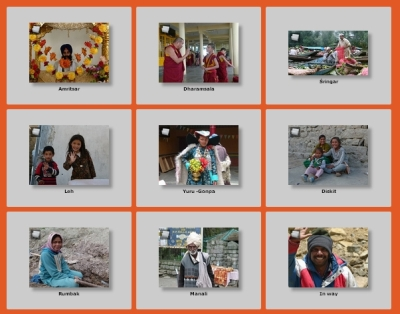 Faces of India 2013